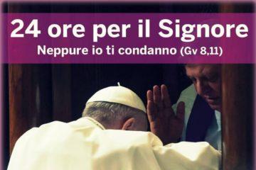 24 ore per il Signore Chiesa Santa Lucia unità pastorale Piedimonte Matese