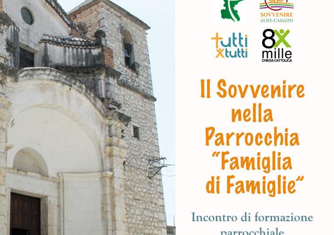 Quest'anno l'eventi a cura del #Sovvenire è a#PiedimonteMatese nella Parrocchia di Sepicciano.