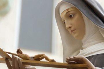 Festeggiamenti in onore di Santa Rita nell'omonima cappella Piedimonte Matese