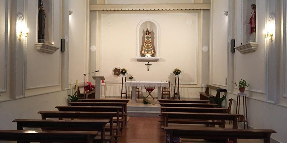 Dedicazione della chiesa di Loreto